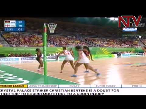 Uganda's netball team to face Malawi in Commonwealth games
