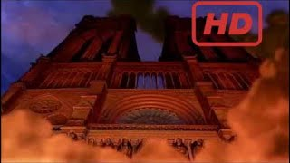 The Hunchback of Notre Dame - Cathedral Attack HD | Homer