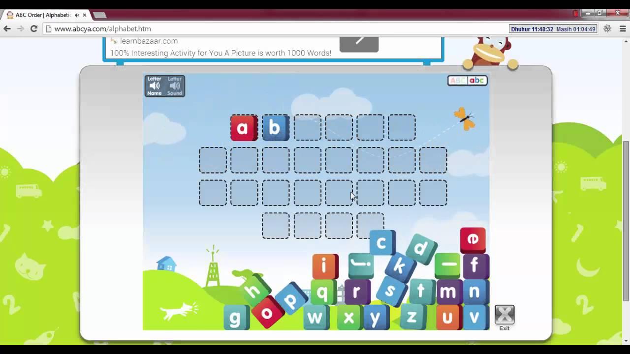 Game Online Game Edukasi Buat Anak Anak Youtube