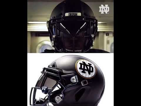 cffd626887b Notre Dame shamrock series uniform reveal 2018 subscribe guys and girls