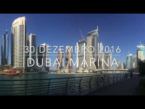 Dubai Marina UAE 2017