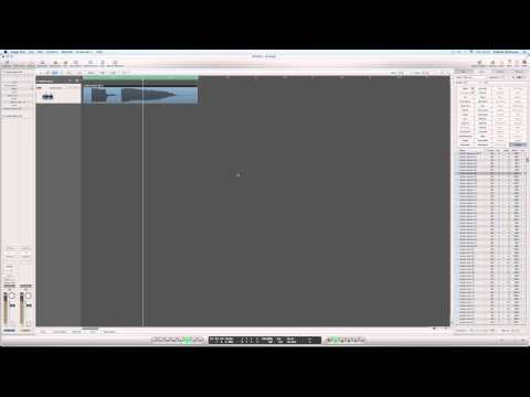 How to bounce audio to an MP3 and AIFF file