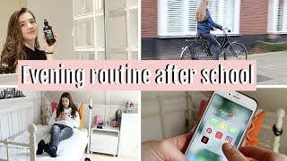 Evening Routine After School 2018! | BeautyDress