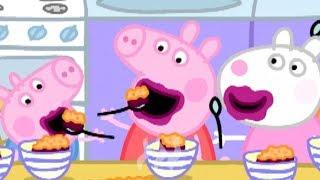 Peppa Wutz 🍰 Peppa liebt Brombeerkuchen!  | Peppa Pig Deutsch Neue Folgen | Cartoons für Kinder