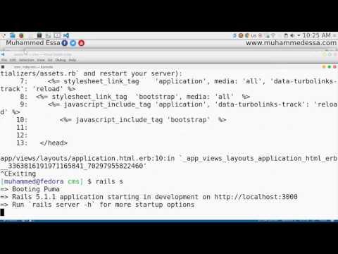 2 Ruby on Rails install on Windows - ويتروو