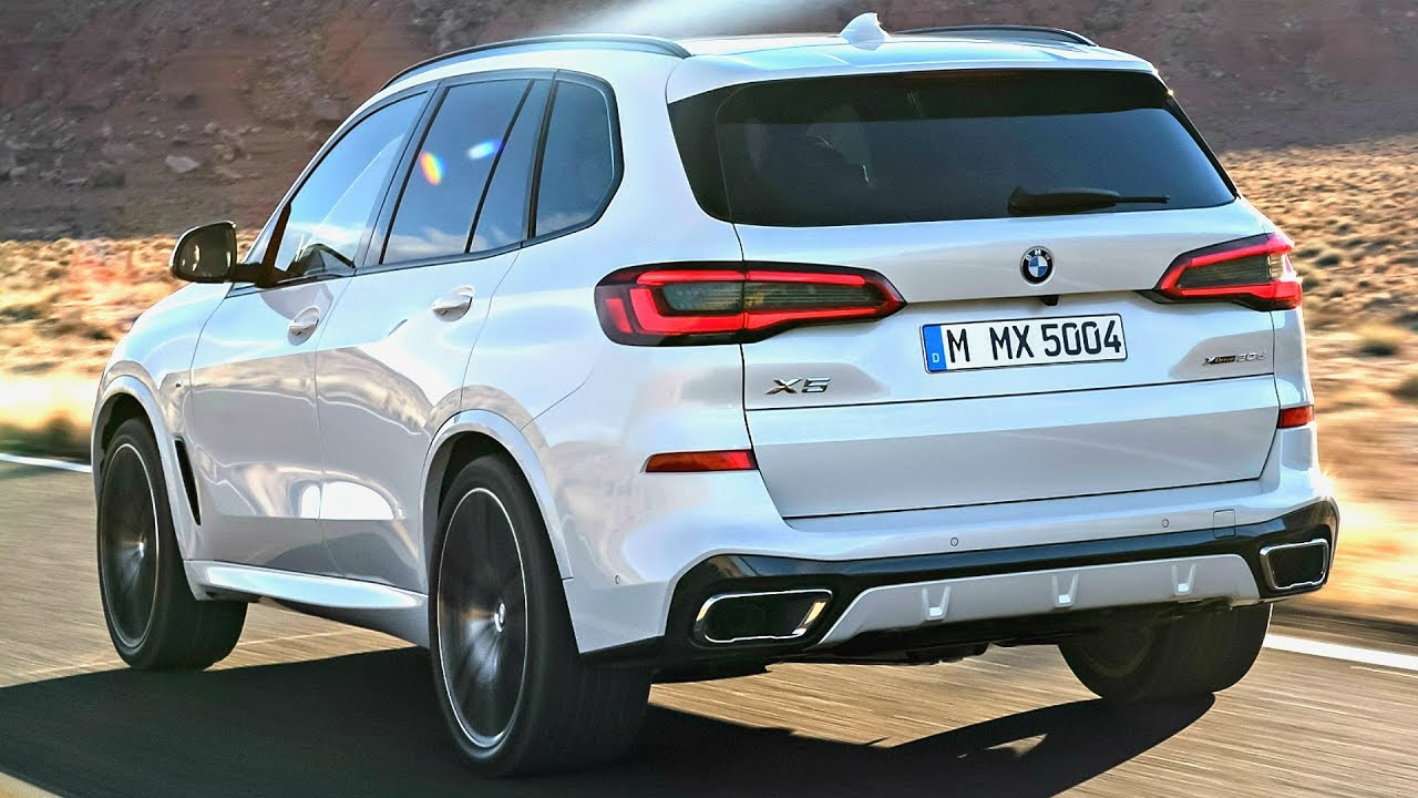 2019 Bmw X5 Sportiness Comfort And Off Road Performance Youtube