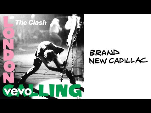 The Clash - Brand New Cadillac (Official Audio)