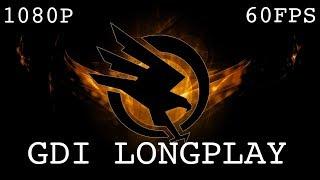 Command & Conquer LONGPLAY (GDI Campaign) Tiberian Dawn