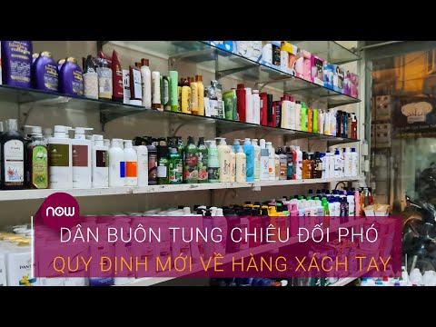 Bán hàng xách tay bị phạt tới 200 triệu: Dân buôn tung chiêu đối phó | VTC Now