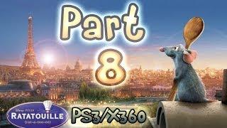 Ratatouille Walkthrough Part 8 : The Movie - Game (PS3, Xbox 360)