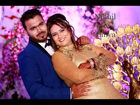 WEDDING HIGHLIGHTS - Nikhil & Tanya (NIYA)