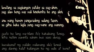 Repeat youtube video Apekz - Kung Di Mo Pa Ko Kilala (Official Lyric Video)