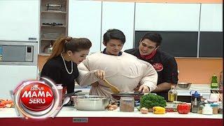 Dapur Mama Seru - Ep 49 - Papa Irwansyah & Mama Zaskia Sungkar vs Papa Caca Handika & Mama Lusi