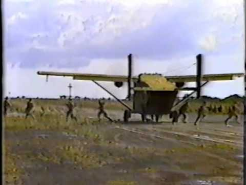 My years in the Guyana Defence Force-skyvan flown By Capt.Gerry Gouveia
