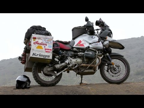 A Man, A Motorcycle & A Mission: The Downshift Episode 18