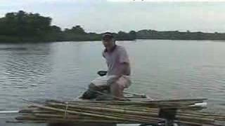 Crappie Fishing - How to make a crappie stake bed