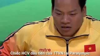 Khoảnh khắc Lê Văn Công Phá kỉ lục thế giới tại Paralympic-quá tuyệt vời