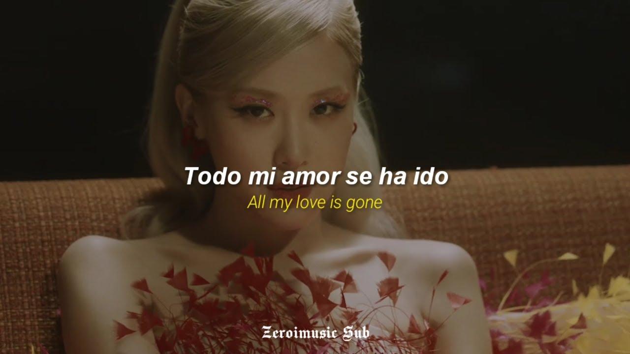 Download Rosé - Gone - MV (Sub Español + Eng + Lyrics)