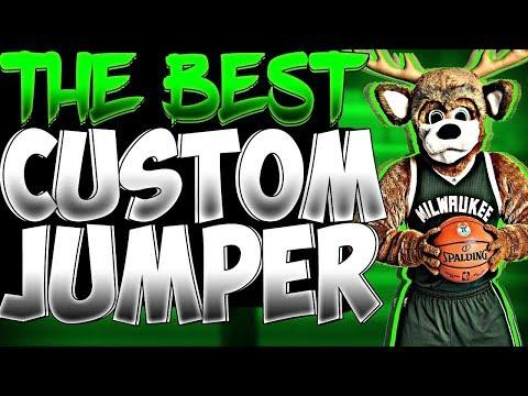 BEST JUMPSHOT AFTER PATCH NBA 2K19 !!