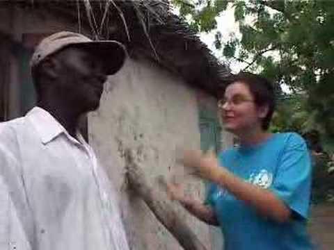 UNICEF - Haiti, l'esperienza di una volontaria.