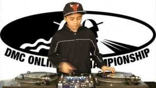 DJ K-SWIZZ 2014 DMC ONLINE WORLD FINALS