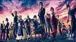 """The ninth song in """"Musical Black Butler: Tango on the Campania"""" Sun..."""