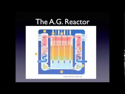 Basic principles of operation of nuclear power plants