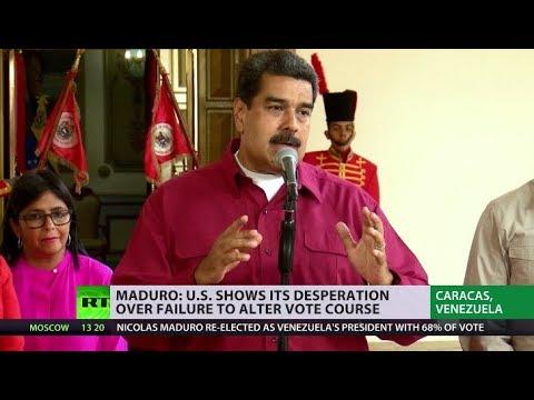 Venezuela voted: Maduro wins, US not happy