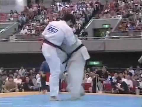 Best KARATE Knockout in history