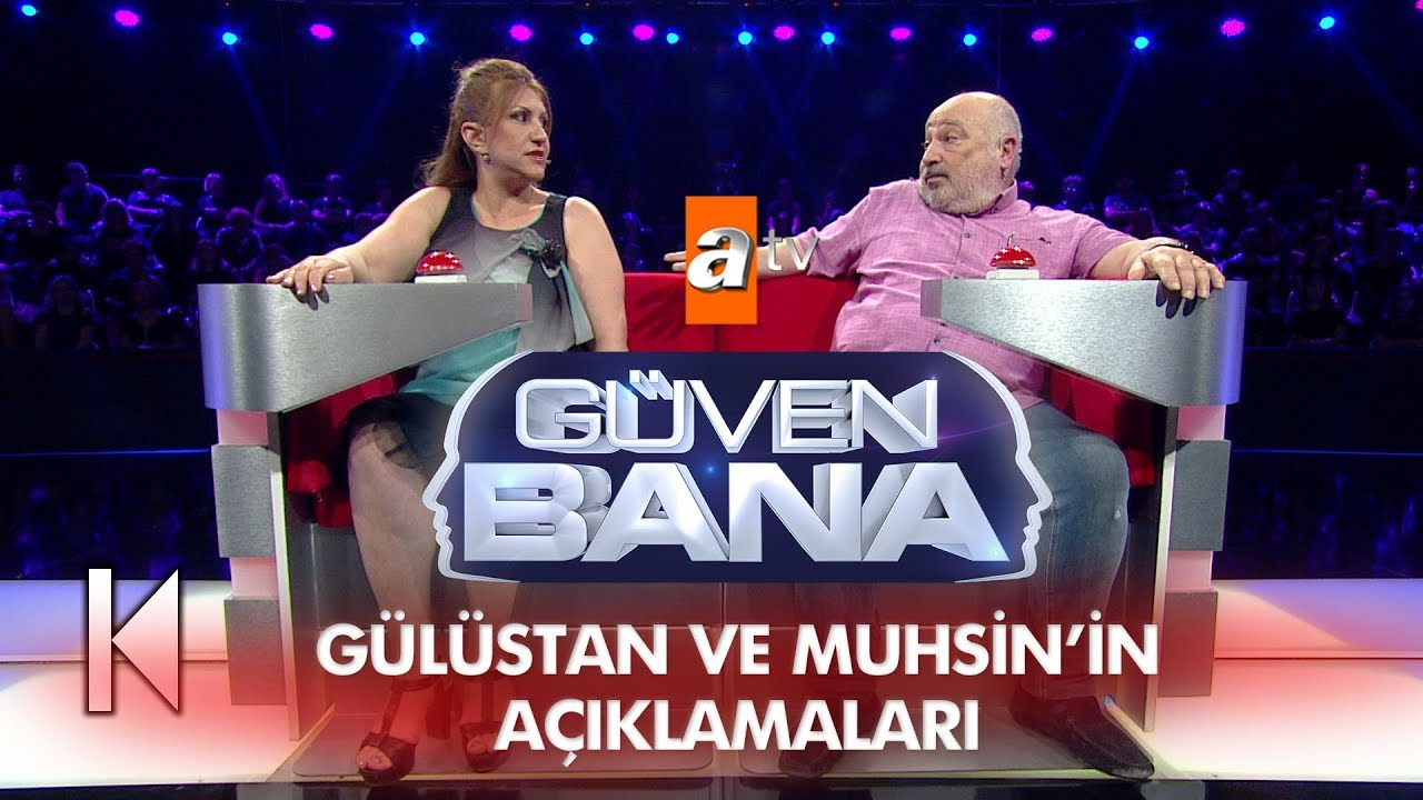 Gülüstan Batu ve Muhsin Divan'ın yarışma sonrası açıklamaları - Güven Bana