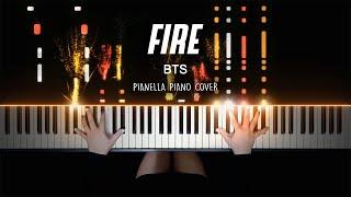 BTS - FIRE  Piano Cover by Pianella Piano