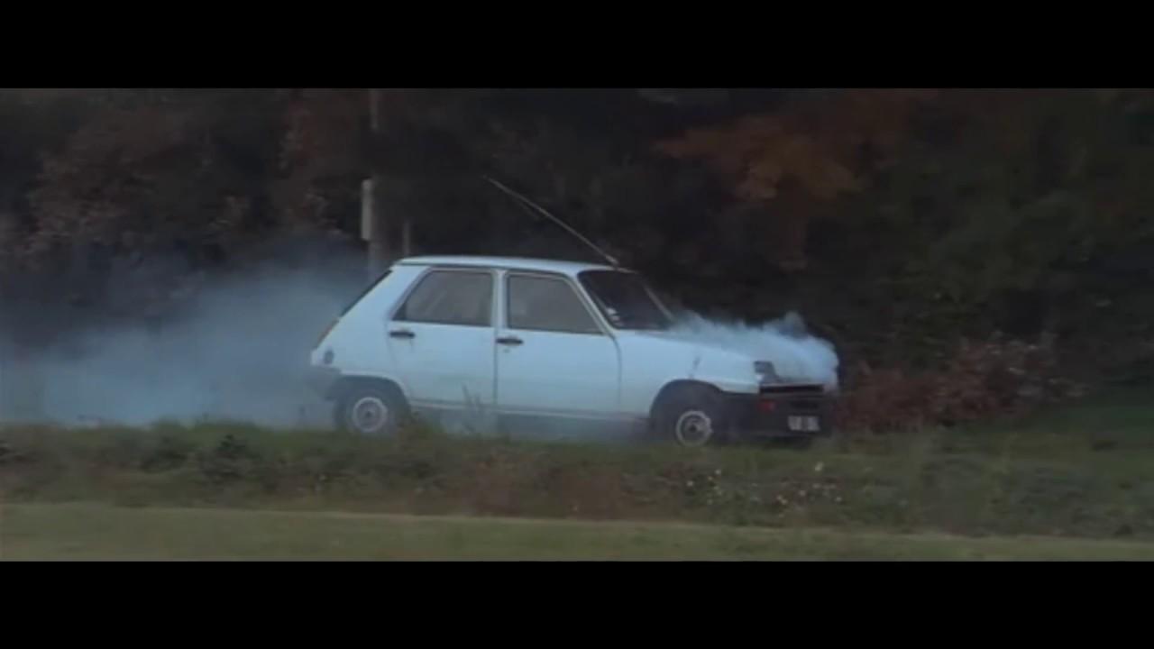 Transporter 1 Renault 5 Scene