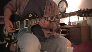 Kiss Strange Ways Guitar Cover
