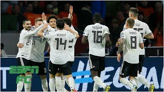 What did we learn from Germany vs. Netherlands? | Euro Qualifiers