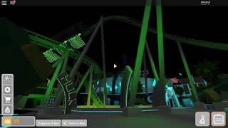 Universal Studios Roblox | The Incredible Hulk Coaster | Full Expreience | Front Row POV |