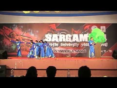 video choreography mec sargam 14