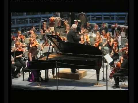 Kiveli Doerken - Liszt Ungarische Fantasie (1/2)
