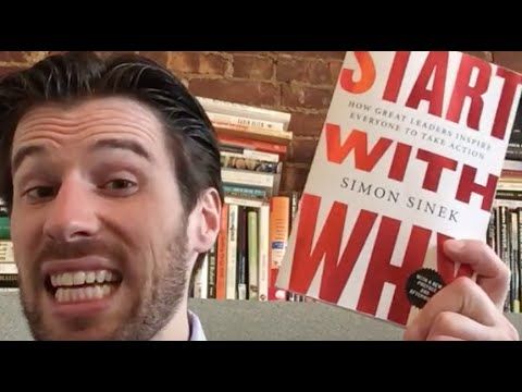 Start with Why: How Great Leaders Inspire by Simon Sinek (Book Review)