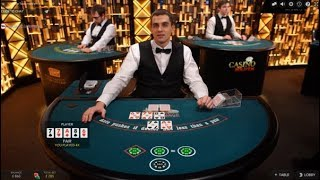 £1000 Vs Live Dealer Casino Ultimate Texas Holdem
