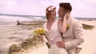 Samantha, adicta a los besos de su marido Juan Diego - Casados a primera vista