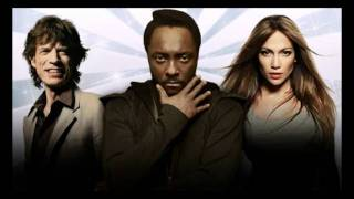 Will.I.Am & Jennifer Lopez & Mick Jagger - T.H.E (The Hardest Ever) (Radio Edit)