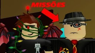 The UNCLE OF the Ghost MISSIONS ROBLOX (Ghost Simulator 👻)