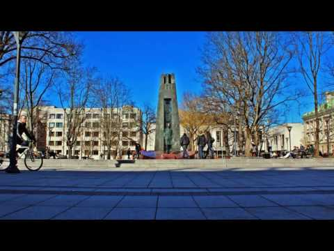 Vilnius timelapse 2012 HD