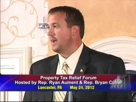 Rep. Aument's Legislative Report: Property Taxes