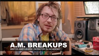 A.M. BREAKUPS | BUSSING AUDIO IN ACID PRO | WATCH AND LEARN