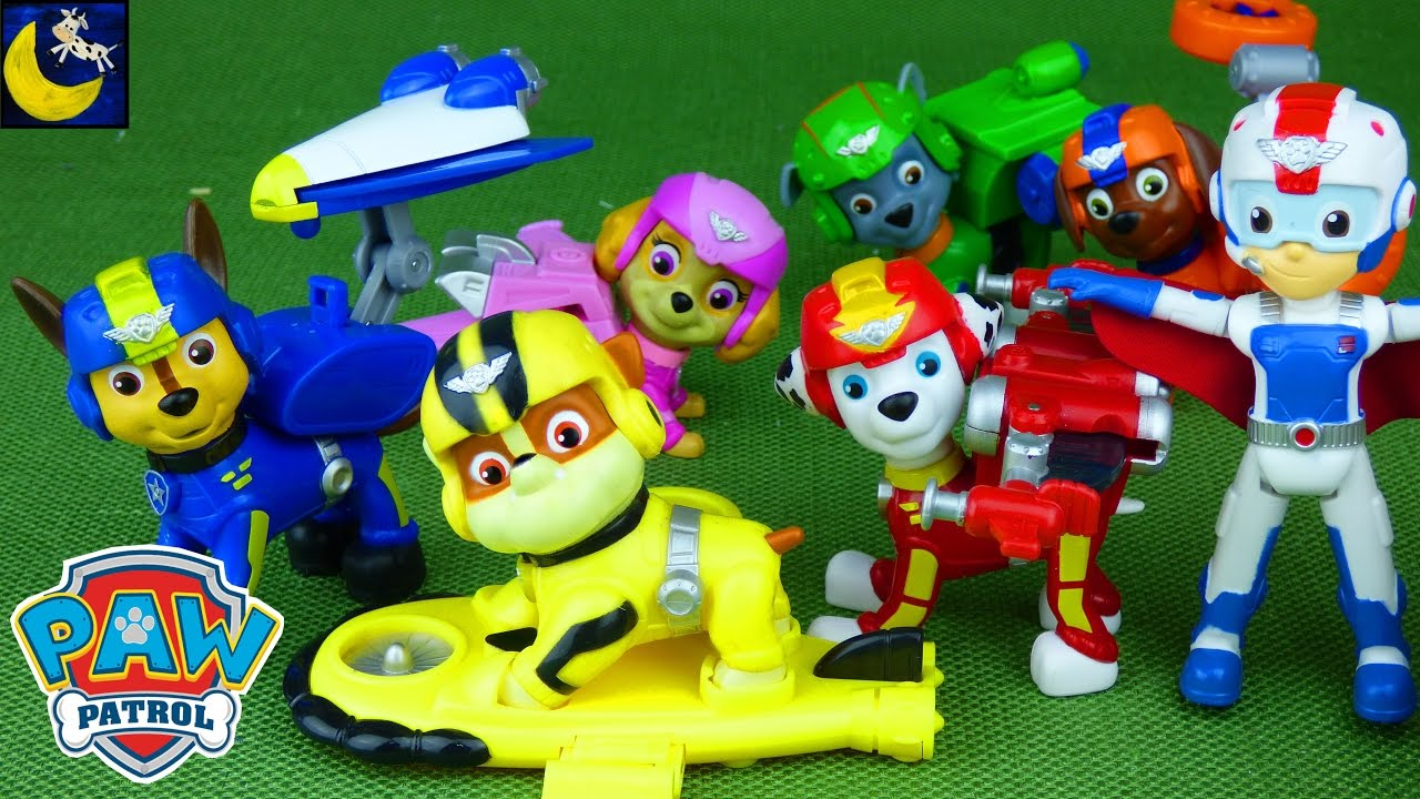 Paw Patrol Hot Dogs