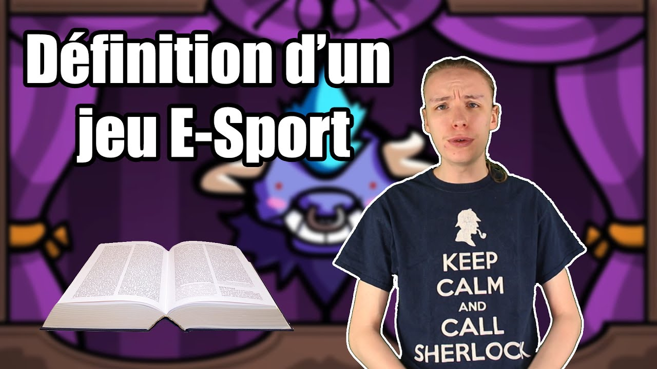 E-Sport Definition