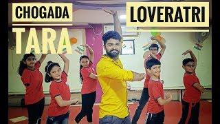 Chogada Tara Song | Loveratri | Dance choreography | Garba | Tiktokindia