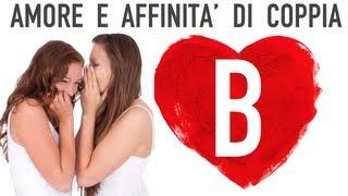 Test Amore e Affinità di Coppia - Responso B