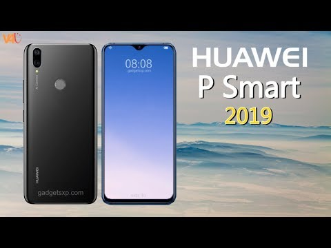 Huawei P Smart 2019 Official Look, Release Date, Price, First Look, Specifications, Features,Trailer